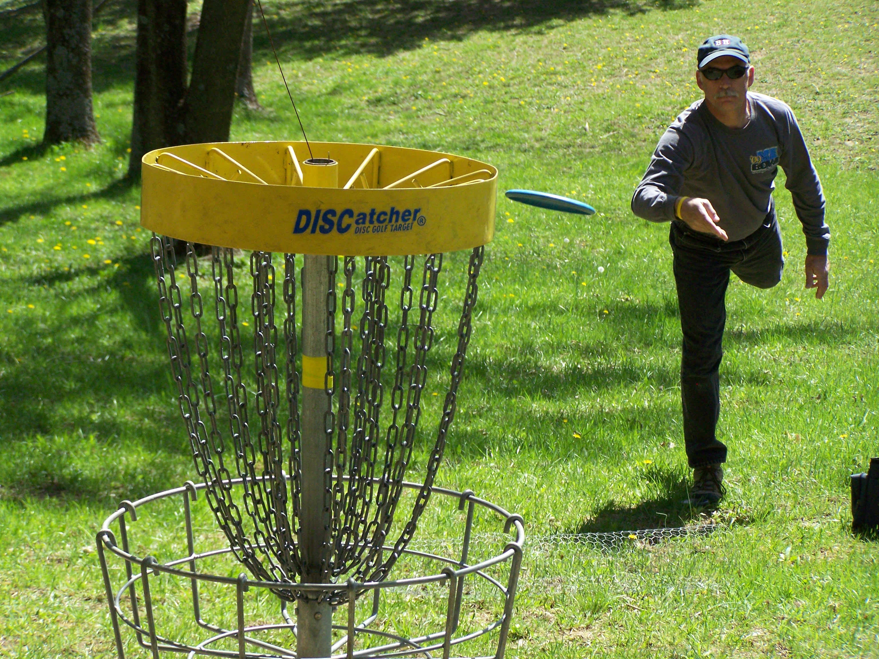 westover park disc golf