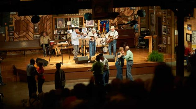 Experience Country Music History at the Carter Family Fold