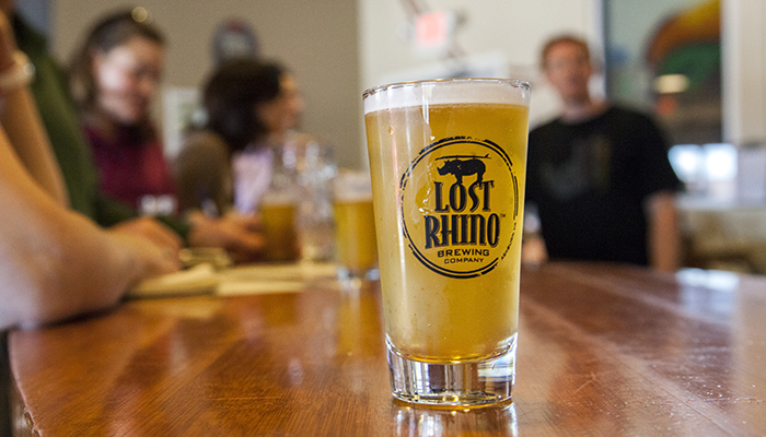Lost Rhino Brewing Company