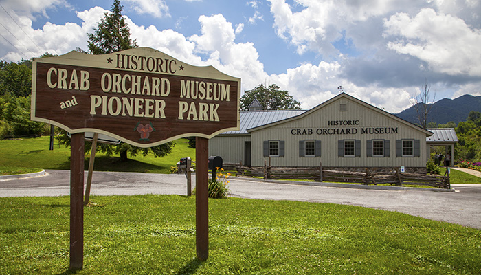 Historic Crab Orchard Museum & Pioneer Park