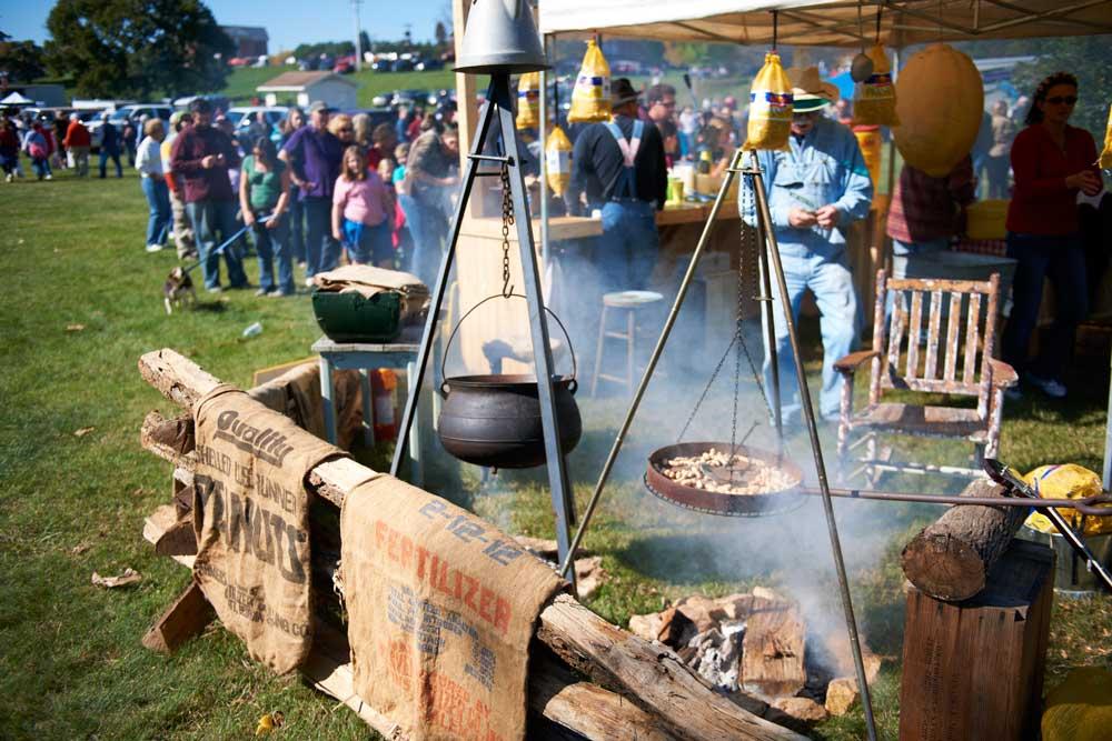 blue ridge folklife festival