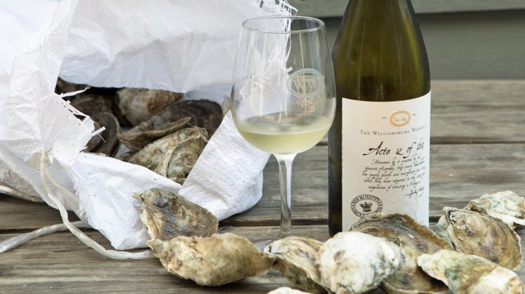 November is Virginia Oyster Month