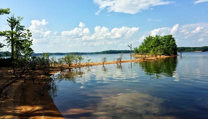 Kerr Lake. Justin Kerns Photo.