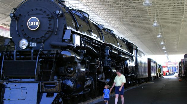 Virginia's Historic Train Depots: Part 1