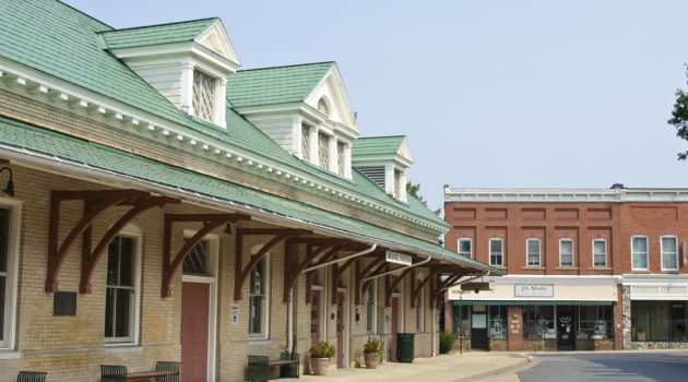 Virginia's Historic Train Depots: Part 2