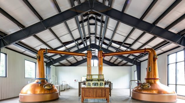 Raise Your Spirits at These 8 Virginia Distilleries