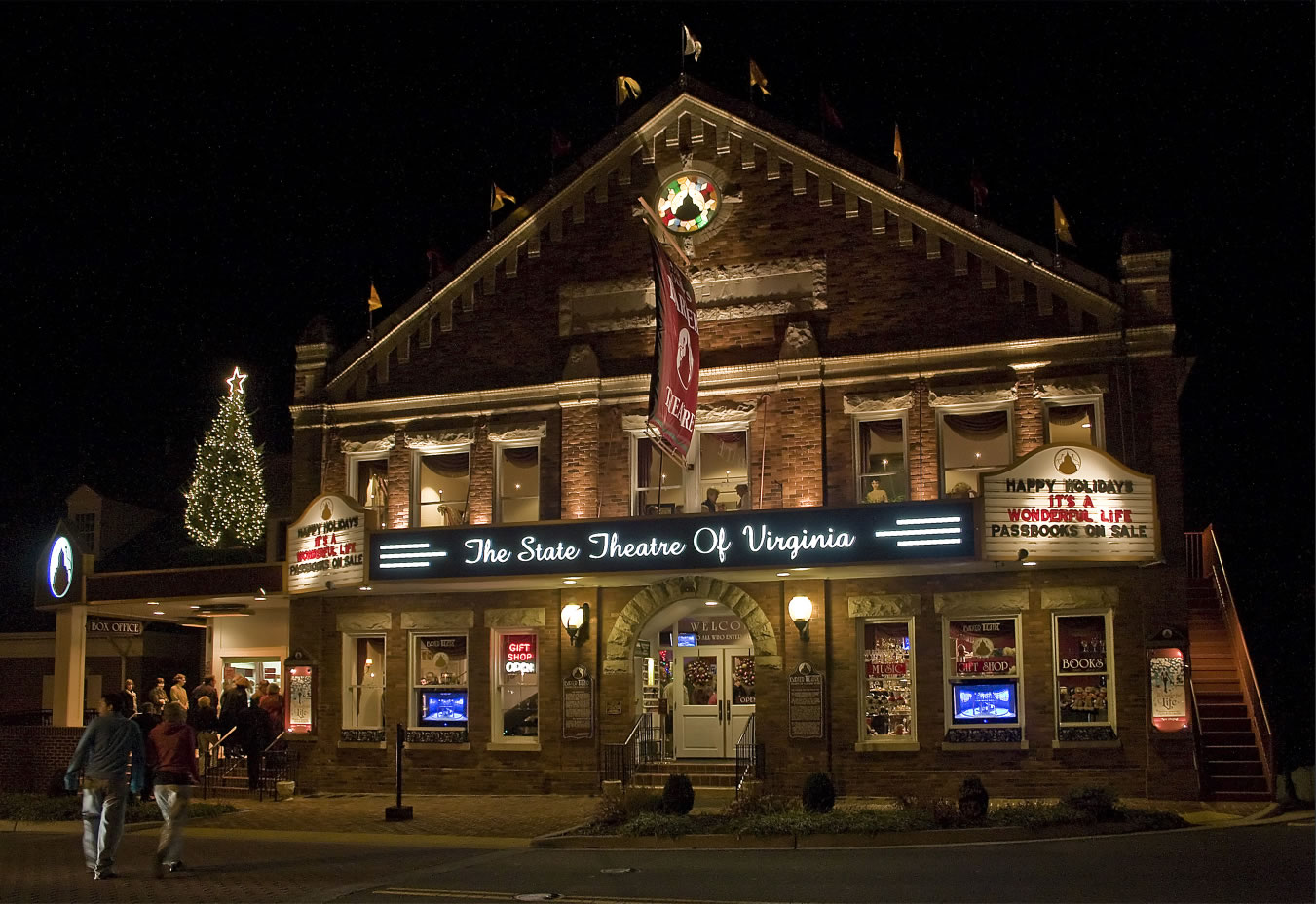 barter theatre christmas