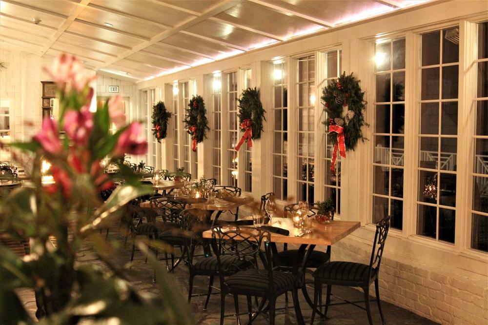 clifton inn restaurant holidays