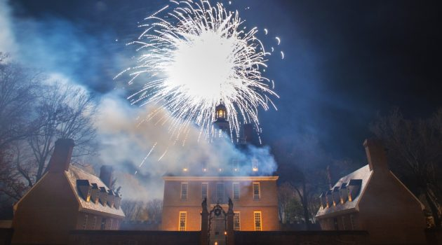Experience a Colonial Christmas in Virginia