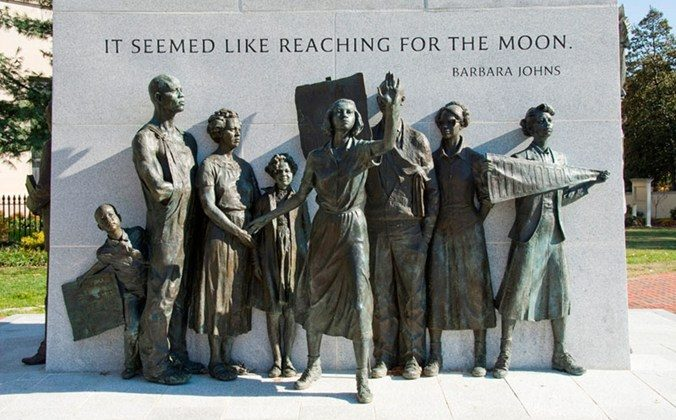 Virginia Included in Newly-Launched U.S. Civil Rights Trail