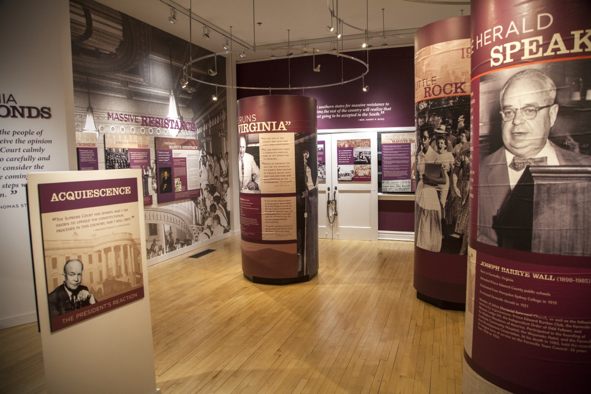Robert Russa Moton Museum