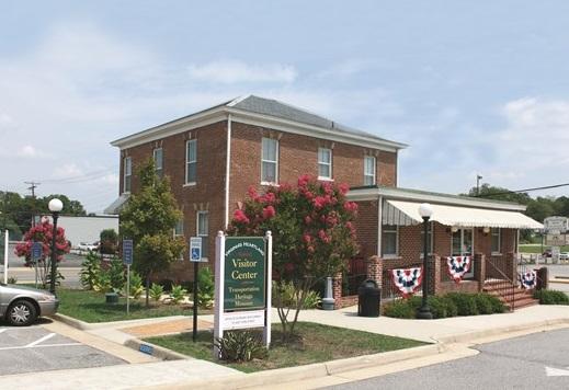 heartland regional visitor center
