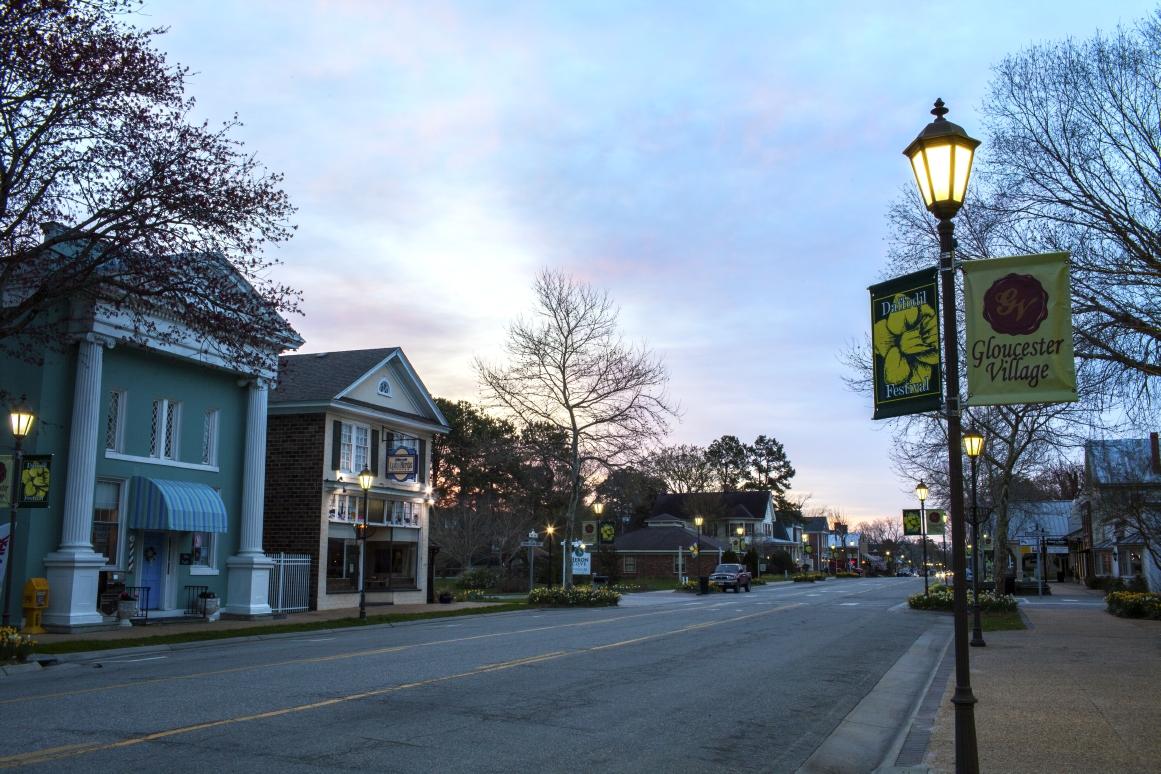 Scenic Gloucester