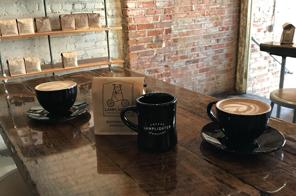 lamplighter coffee richmond