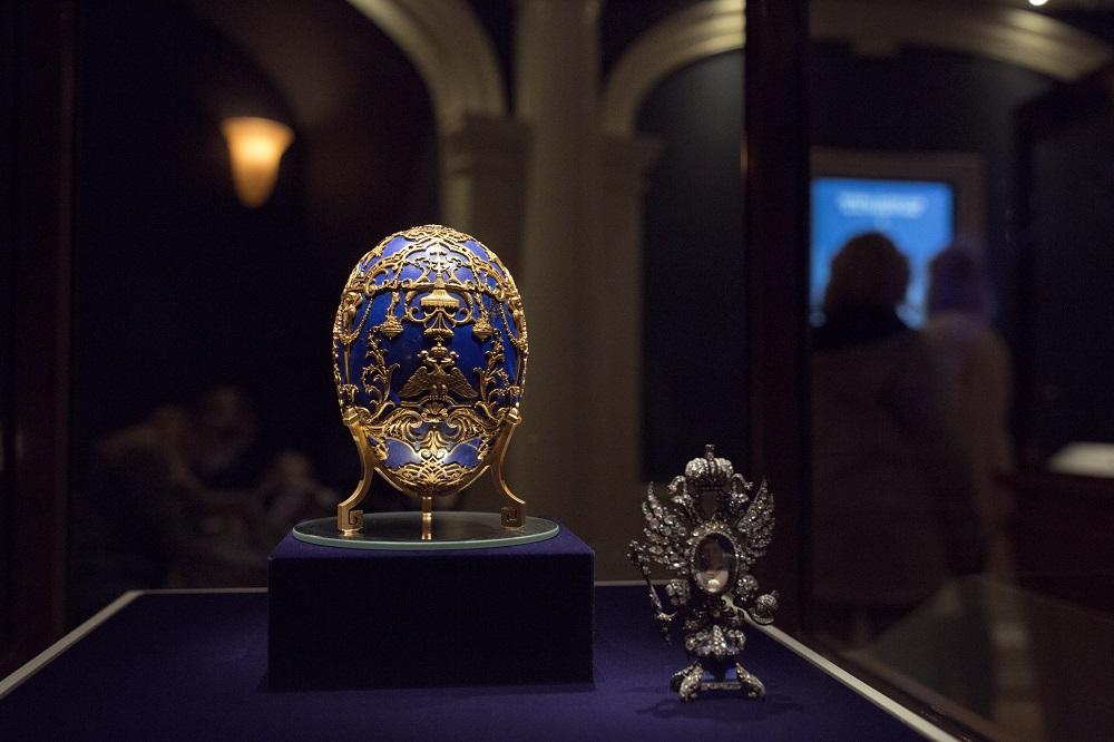 vmfa virginia museum of fine arts faberge eggs richmond
