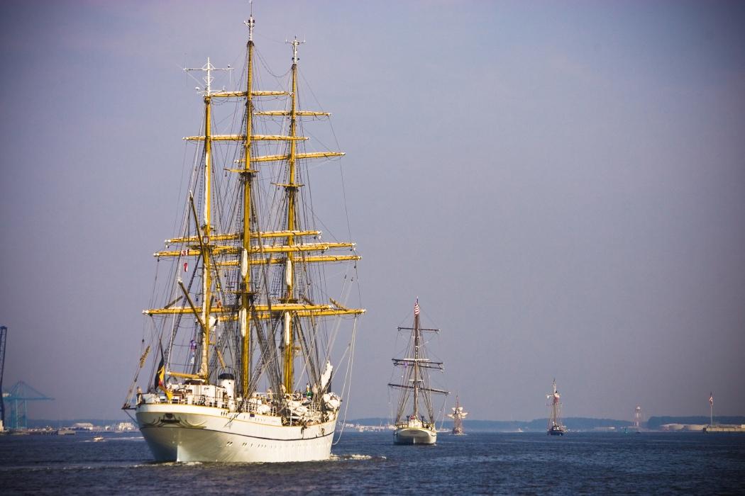 Tall Ship Festival Norfolk