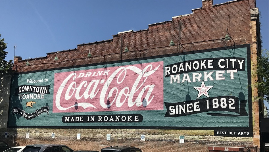 roanoke mural crush friday